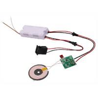 无线充电方案 单线圈无线充PCBA 5W/75W/110W