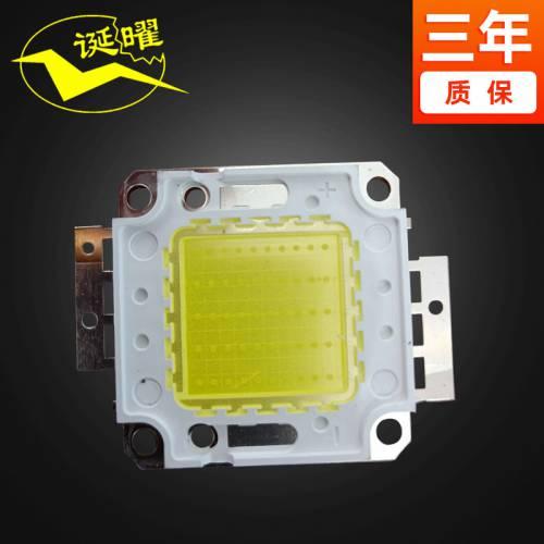 厂家批发大功率led集成光源晶元33足功率高亮10w灯珠路灯专用