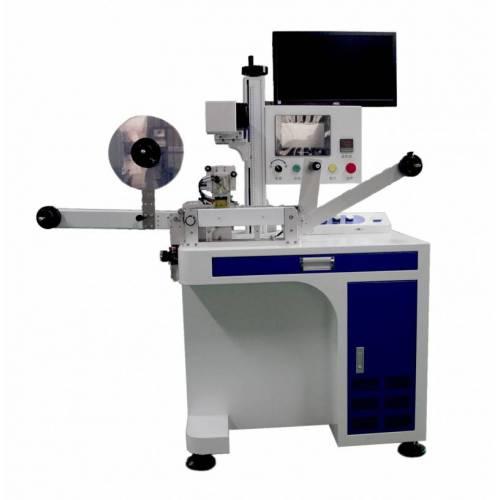 广东自动化流水线激光打标机 流水线激光打标机定制 非标定制