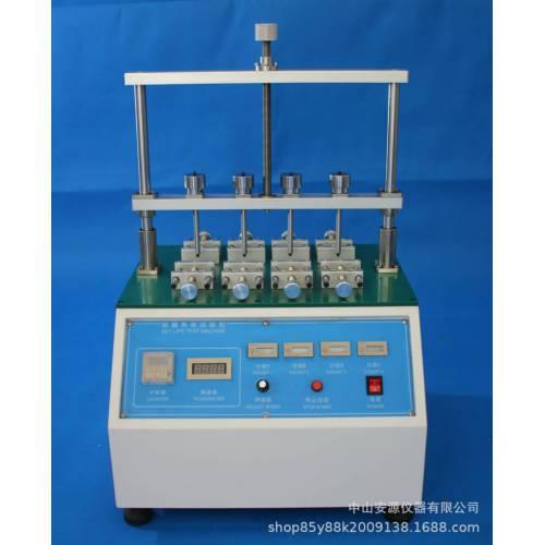 中山 按键寿命试验机 单工三四位手机键盘按键按钮开关测试仪珠海