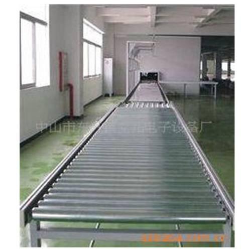 厂家直销 可批发家电组装生产滚筒线LT 立拓耐酸耐磨滚筒输送机