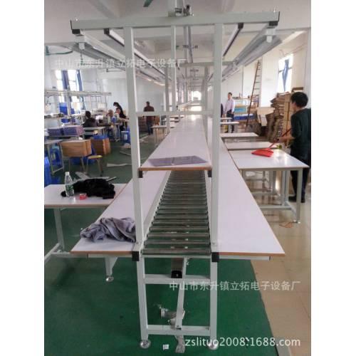 厂家直销 可批发家滚筒线 电组装生产滚筒线滚筒机械设备定制
