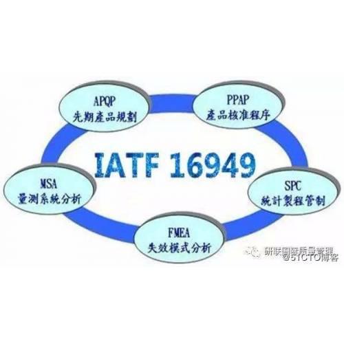 IATF16949汽车行业标准认证 咨询 专家
