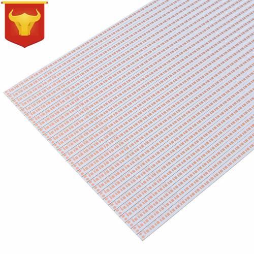 线路板工厂现货直销0.6米563x5.8mm-12C10B,2835平板灯铝基板批发