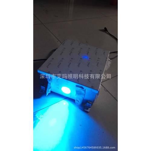 厂家直销!户外防水IP65 不锈钢外壳 45瓦防水LED光纤机器光源机