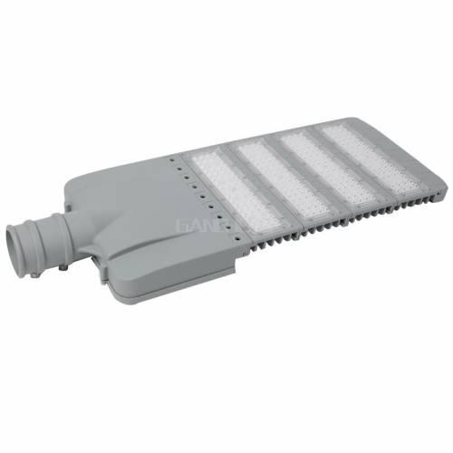 供应50W100W150W200W结构防水模组路灯外壳 拼接模组新款路灯具