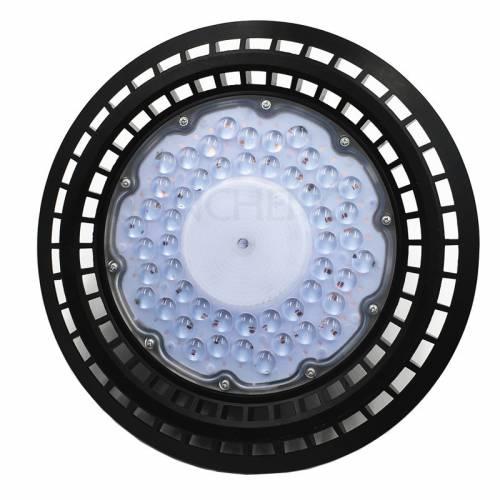 厂家直销新款UFO工矿灯外壳套件 厚料压铸飞碟灯灯具配件
