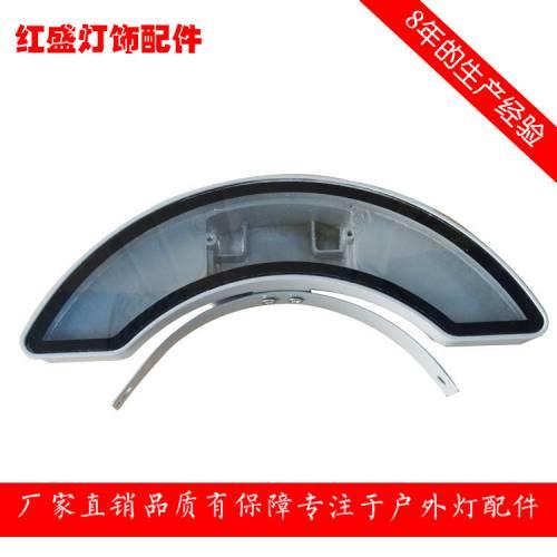 6W瓦楞灯外壳 热销LED瓦楞灯外壳套件 户外防水压铸铝瓦楞灯外壳