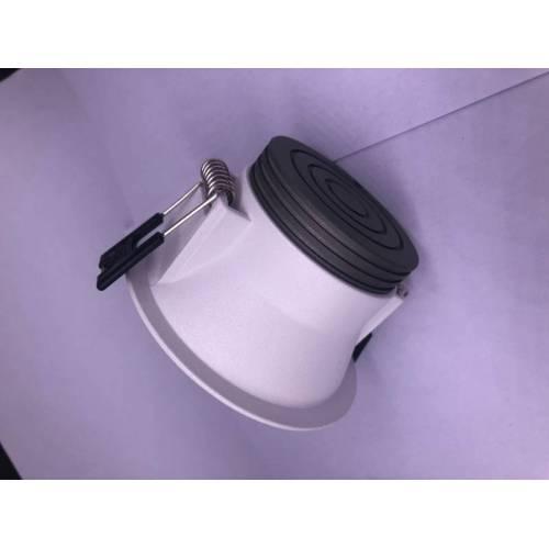 MR16模组散热器超薄五瓦酒店灯车铝射灯透镜工程专用定制散热器