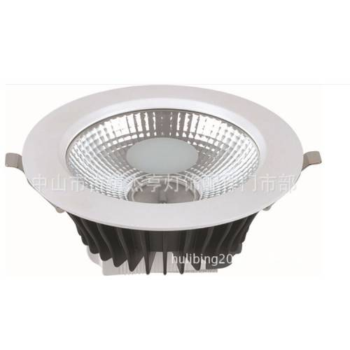 最新款筒灯外壳 散热王COB筒灯配件 LED筒灯 多尺寸筒灯