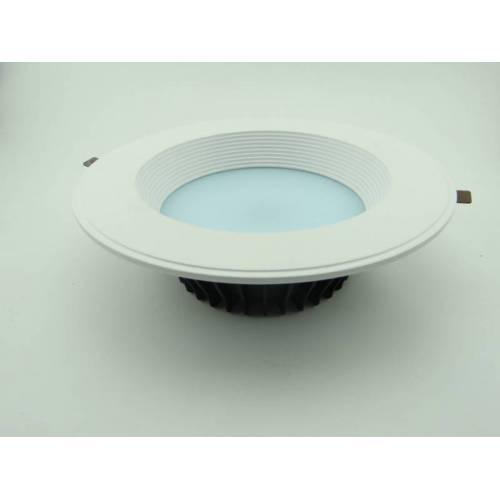 厂家新型筒灯外壳、10寸LED天花筒灯、40W 筒灯外壳套件 led筒灯