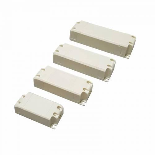 驱动电源外壳长方形电源盒加厚阻燃V1恒流电源耐高温PC外壳