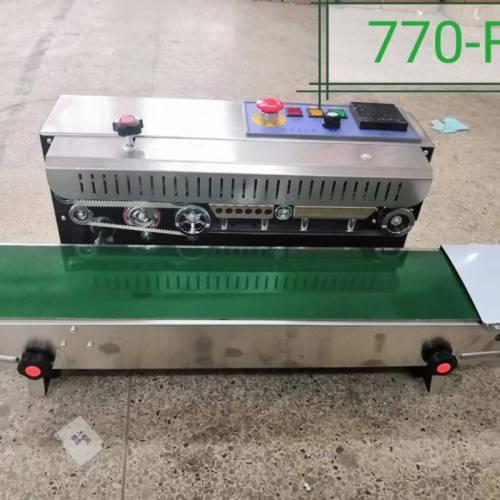 厂价直销770连续封口机  定制各类连续封口机