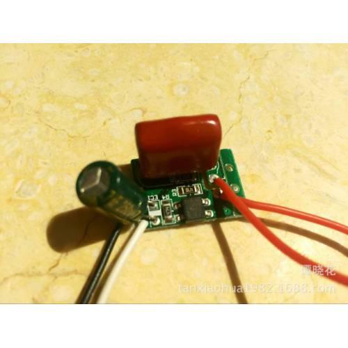 现货球泡、蜡烛泡内置电源  阻容降压/105/824/125/684/3W/5W/7W/
