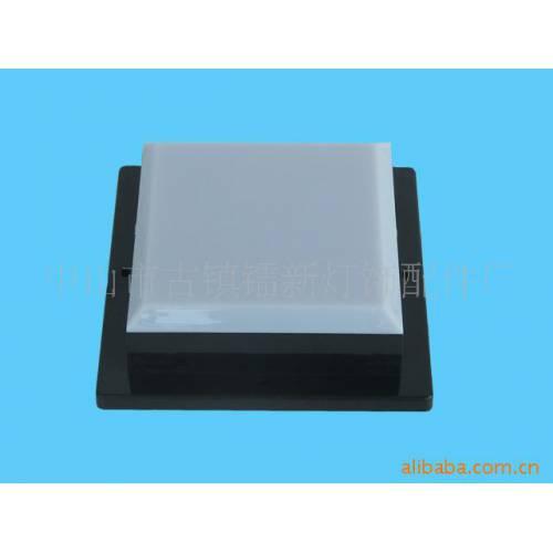 镭新专业生产LED点光源外壳 130x130方盒点光源外壳