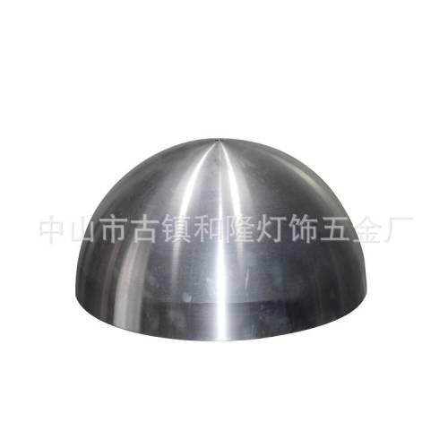 380MM半圆,灯罩,旋压灯罩,铝灯罩,铁灯罩,灯饰配件,旋压件