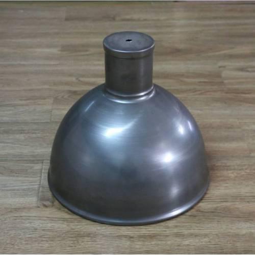 铁灯罩铝灯罩旋压灯罩铜灯罩不锈钢旋压件吊灯灯罩LED五金制品