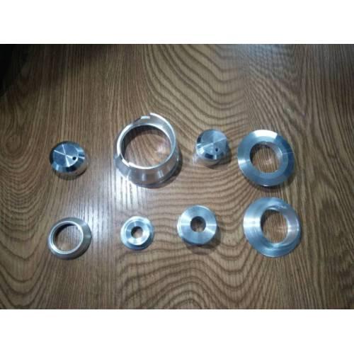 铝件外环铝球泡外壳灯头五金灯饰配件来图定制