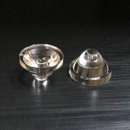 厂家直销12直径10度平面透镜,适用CREE XP3535及贴片3030灯珠