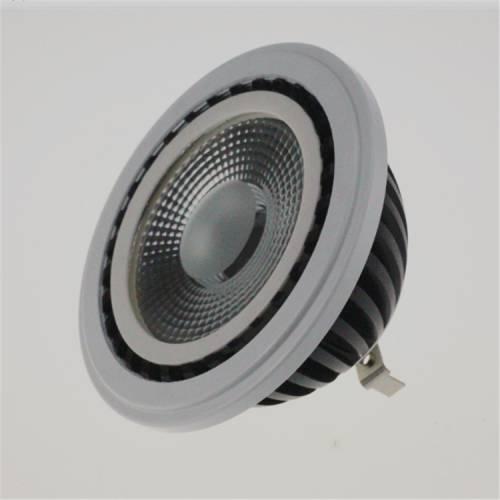 厂家直销 新款AR111COB灯杯外壳 15W-18WAR111射灯套件