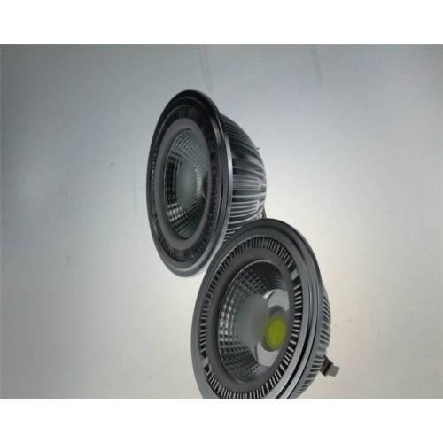厚料AR111COB灯杯外壳12W-18W优质COB射灯外壳套件供应