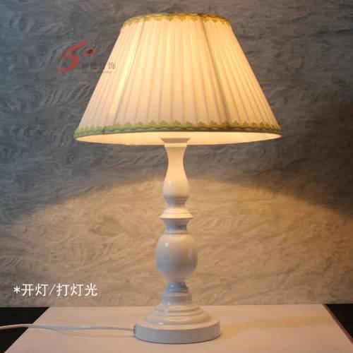 中山古镇灯饰厂欧式布灯罩 酒店工程灯罩台灯落地灯壁灯灯罩