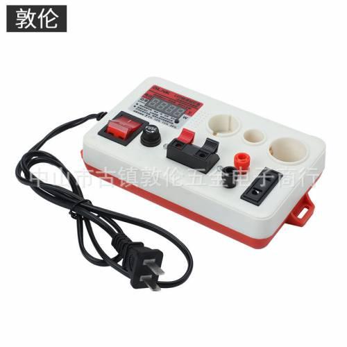 LED快速试灯盒 灯饰测亮自动检测报警 球泡功率电压测试