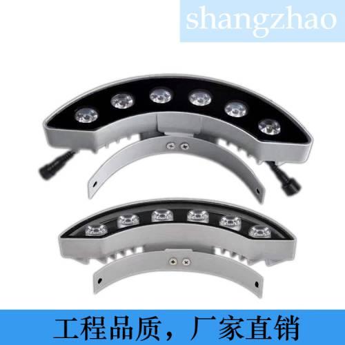 批发LED瓦楞灯月亮灯3W6W单色LED瓦灯瓦面灯月牙LED瓦片灯价格优