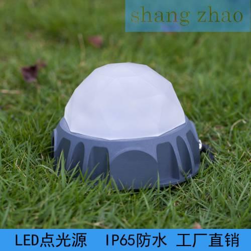 LED点光源七彩户外防水室外DMX512变色外墙夜景亮化装饰灯内外控