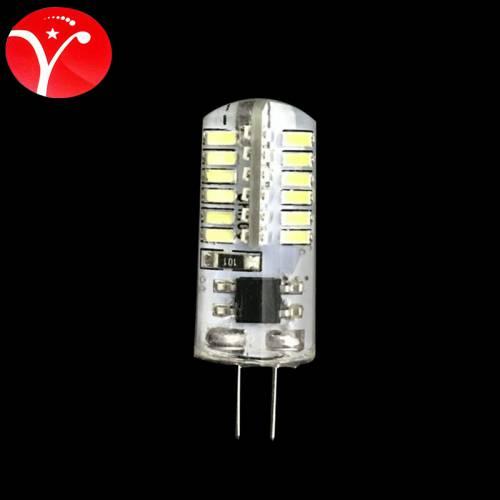 G4 220V 4W 48珠 灯珠超亮led灯泡 g4插脚led 灯珠 节能灯玉米灯