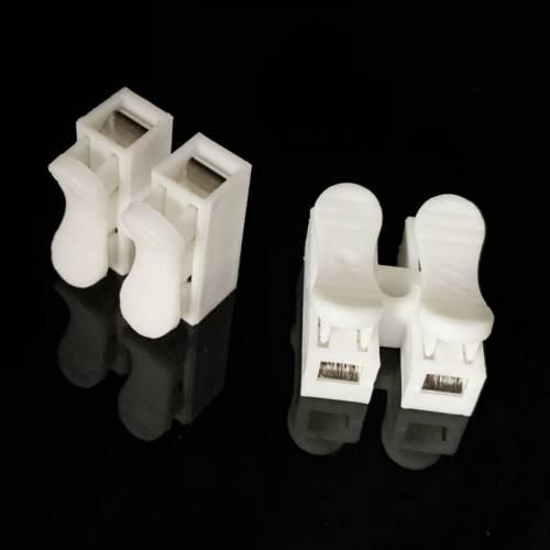 接线端子 接线柱 CH-2快速接线端子接线柱 自锁式端子 按压式端子