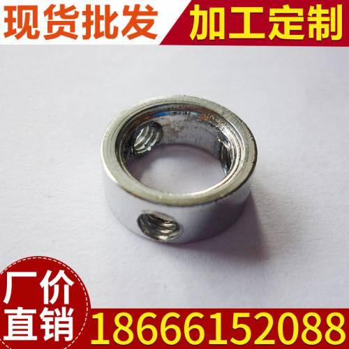 厂家批发 三星三孔三等分 铝合金五金压铸配件加工A3铁冲压电镀件
