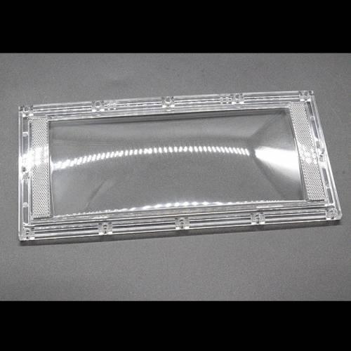 新款光学级平面PC灯罩Led透镜 户外路灯投光灯隧道灯3030透镜5050