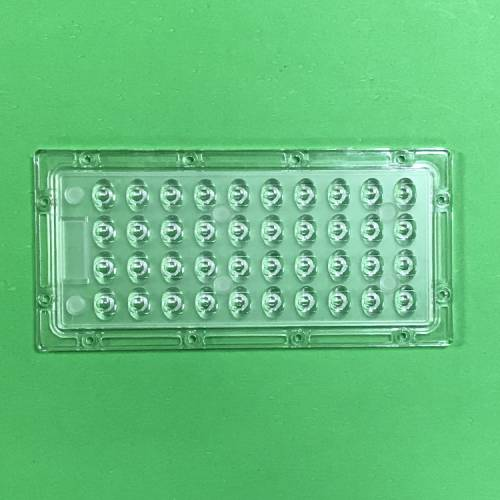 路灯头外壳Led透镜照明配件40W隧道灯外壳定制连体模组路灯套件