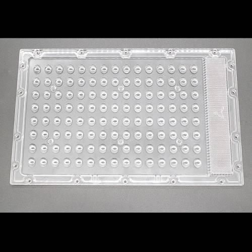 Led光学级120W路灯PC透镜 户外庭院投光灯隧道灯工矿灯透镜外壳